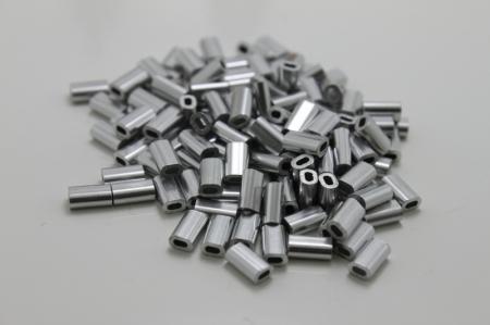 Alu Sleeve Klemmhülsen,Quetschhülsen 1,2mm(50Stück))