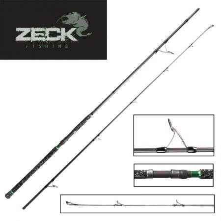 Zeck Blinker Jörg Spin Longcast 300cm 30-180g Wallerrute/Spinrute