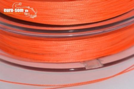 Плетёный сомовий шнур euro-som ARANEA 300m / 0,38mm