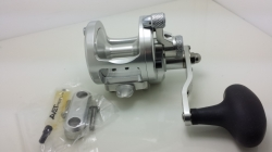 Multirolle Avet SX 5.3 LH- Linkshand Silber