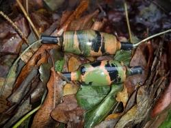 "Original ""Euro-Som"" Wallerblei Inkognito (camouflage)"