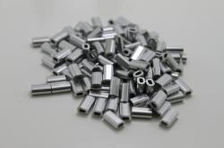 Oбжимные Гильзы для монофильного поводка 1,0mm(50штук)