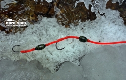 Catfish Rig euro-som- поводок для ловли сома с подводным поплавком2,5g/4,0g