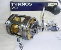 Мультипликаторная катушка Shimano Tyrnos 20 LBS
