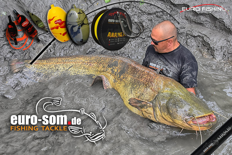 Снасти для ловли сомаeuro-som fishing tackle